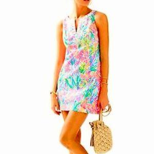 Lilly Pulitzer Gabby Sleeveless Shift Dress